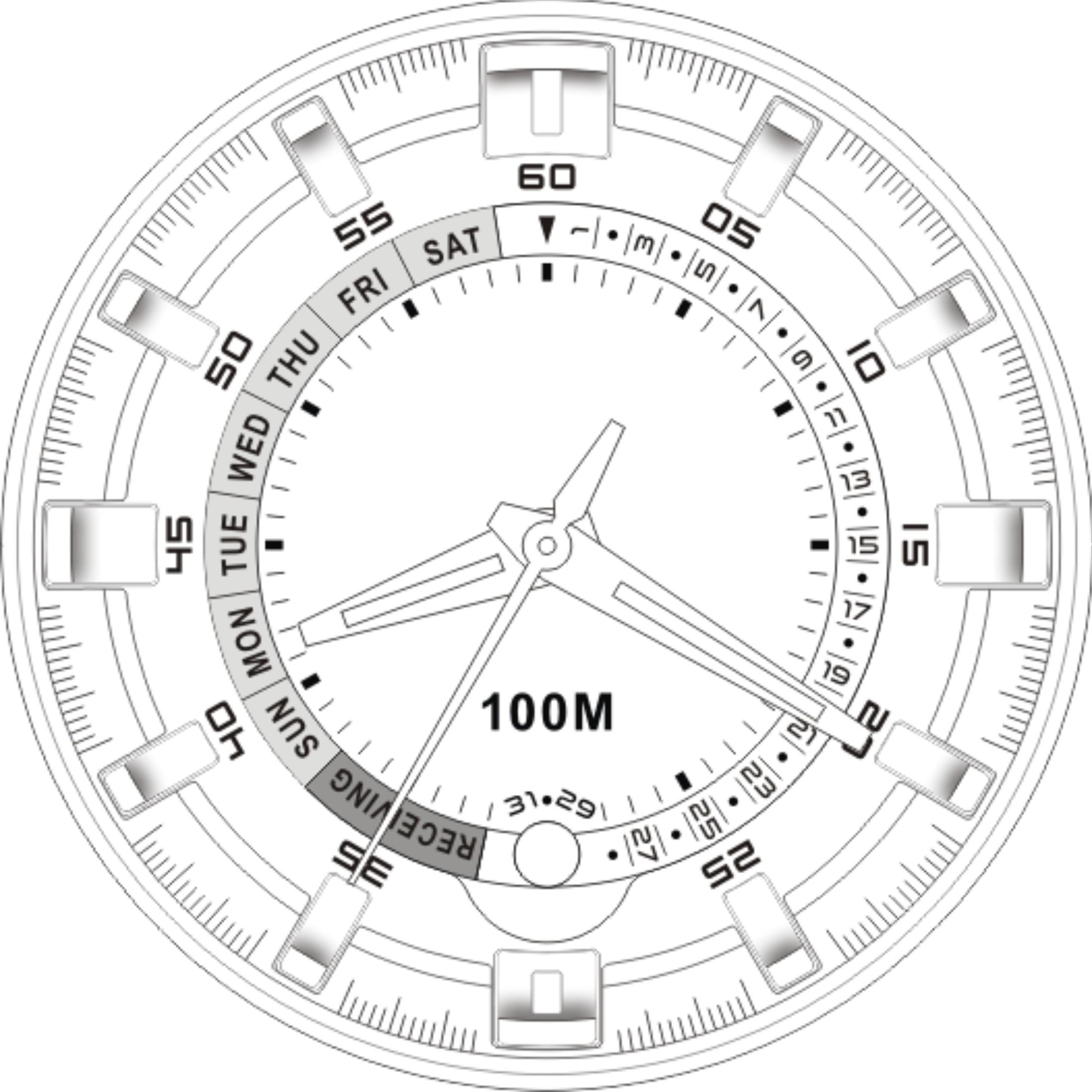 Cómo recibir señales horarias